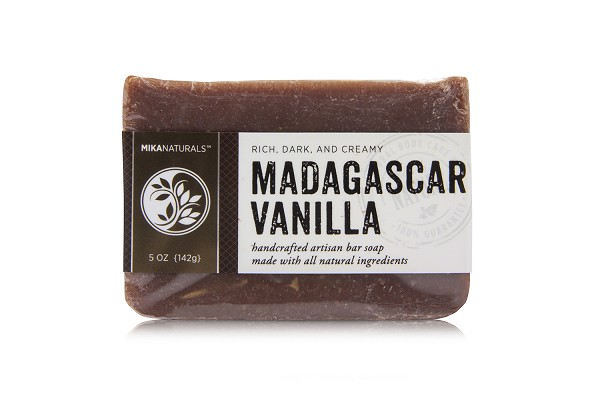 MADAGASCAR VANILLA BAR SOAP